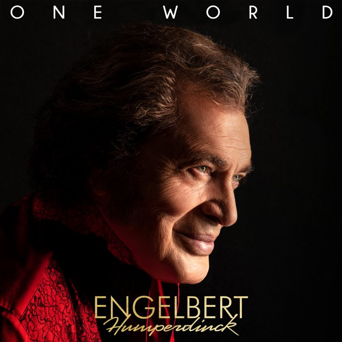 Engelbert Humperdinck - One World - Cover Art