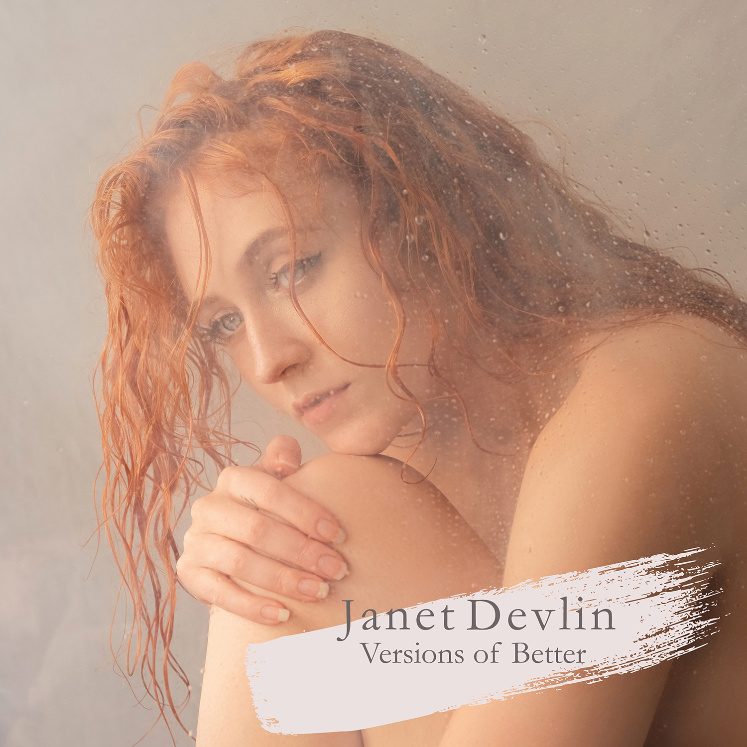 Janet Devlin - Versions of Better - Cover Art