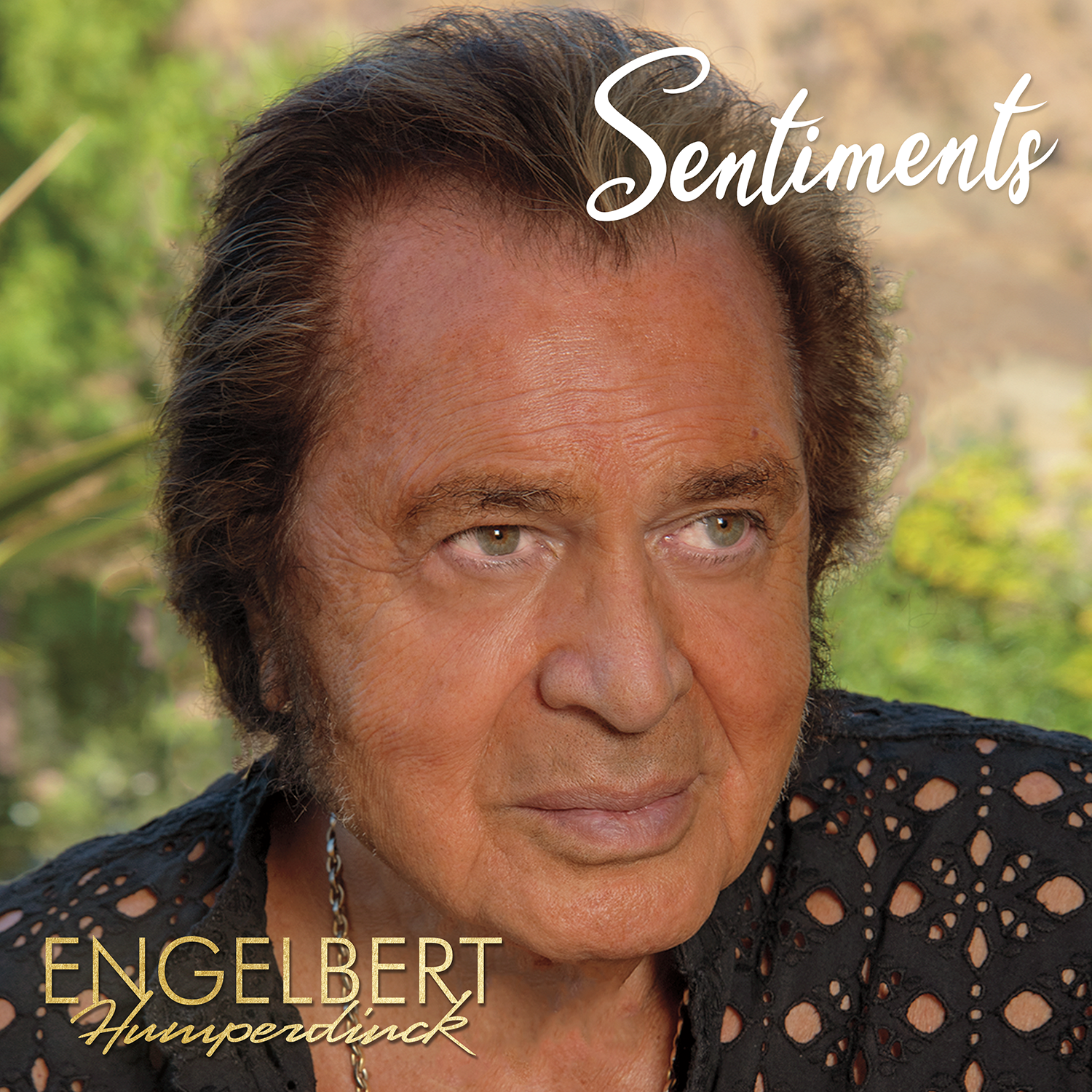 Engelbert Humperdinck - Sentiments - Cover Art