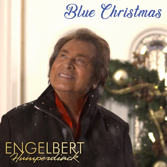 Engelbert Humperdinck - Blue Christmas - Cover Art