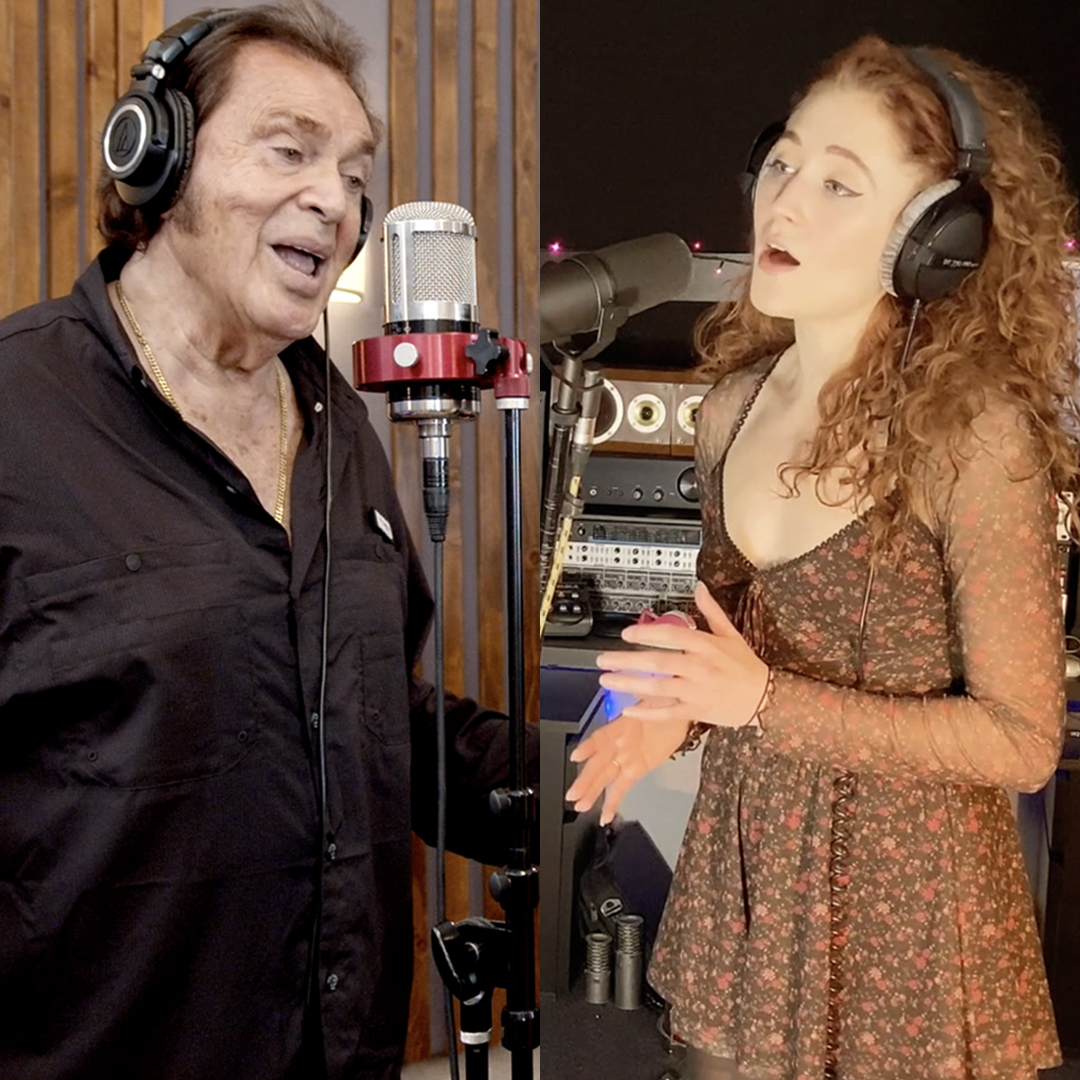 "Engelbert Humperdinck & Janet Devlin's Duet of ""Can't Help Falling In Love"" Hits 1 Million Views"