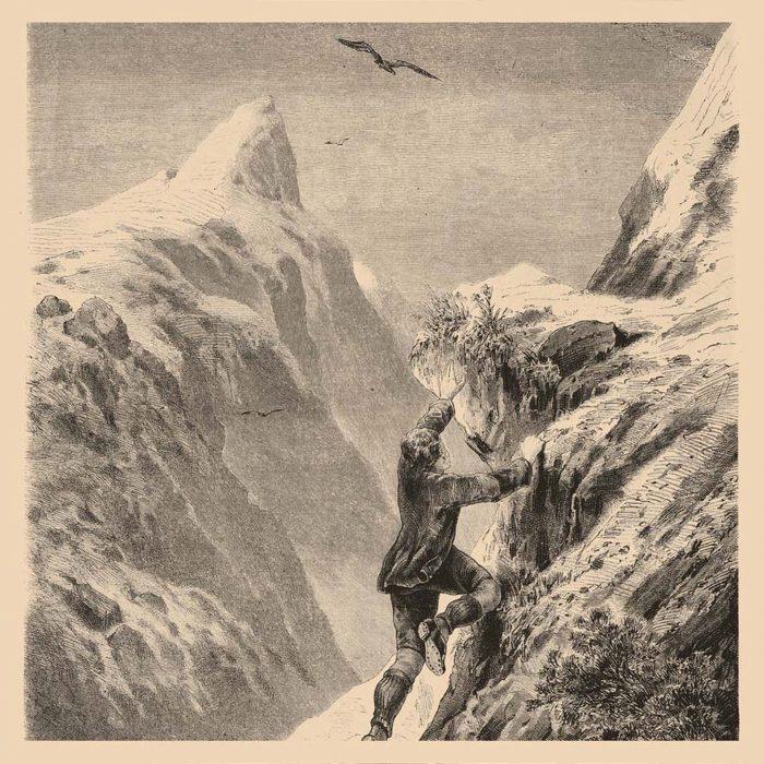 Jon Allen - Hold On - Cover Art