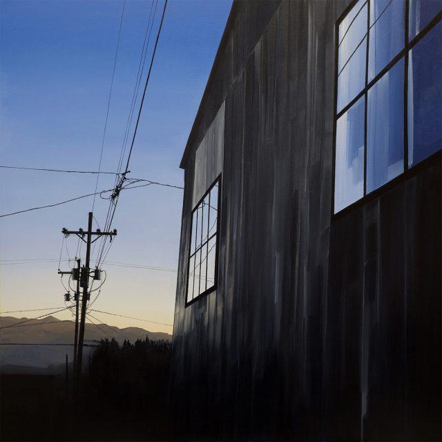 Jon Allen - Mercy - Artwork