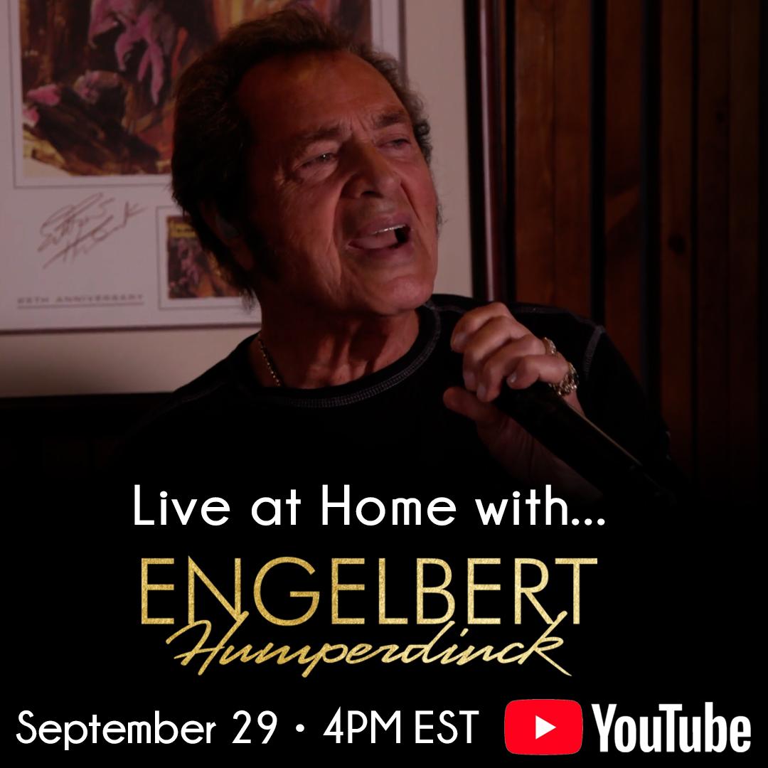 Live at Home with Engelbert Humperdinck 2