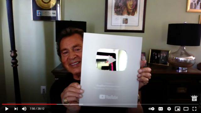 EH - YouTube Silver Award